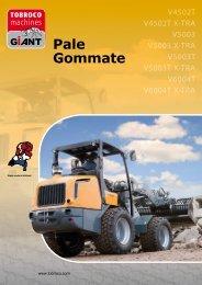 Giant Serie V4000 / V5000 / V6000 - MMT Italia