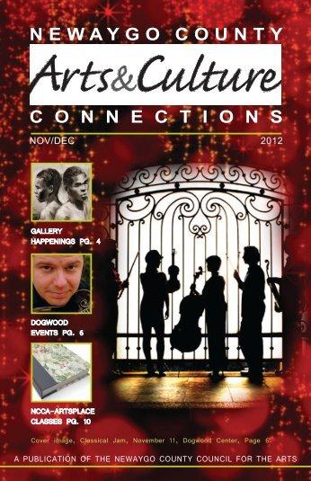 November December 2012 Calendar - Newaygo County Council for ...