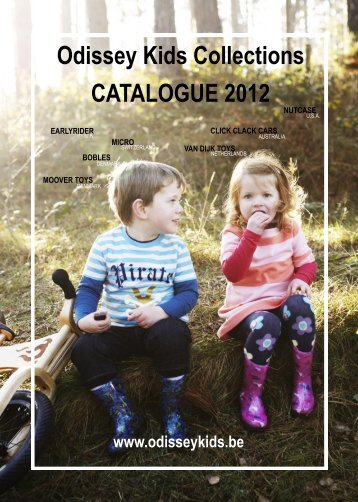 Odissey Kids Collections CATALOGUE 2012