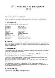 2010_Info für Website - Wir lieeeben Tennis