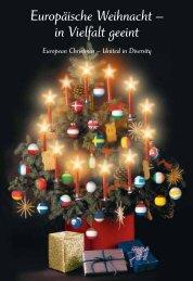 Europäische Weihnacht – in Vielfalt geeint - Sutter GmbH & Co. KG