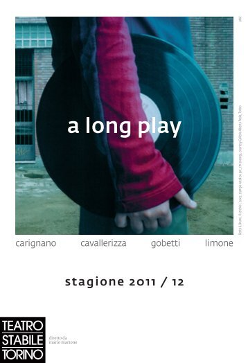 Io leggo - Teatro Stabile di Torino