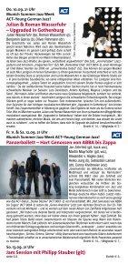 Thomas Faist Quintet - Unterfahrt München - Seite 4