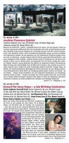 Thomas Faist Quintet - Unterfahrt München - Seite 7