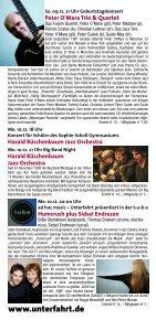 im Einstein - Jazzclub Unterfahrt - Seite 6