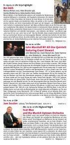 Makiko Hirabayashi Trio feat. Marilyn Mazur - Jazzclub Unterfahrt - Seite 5
