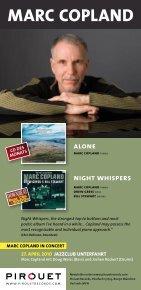 Jeremy Pelt – Men of Honor - Jazzclub Unterfahrt - Seite 2