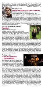 Jeremy Pelt – Men of Honor - Jazzclub Unterfahrt - Seite 7