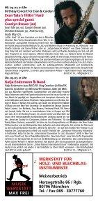 Kenny Garrett - Jazzclub Unterfahrt - Seite 3