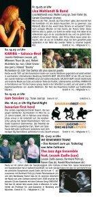 Kenny Garrett - Jazzclub Unterfahrt - Seite 6