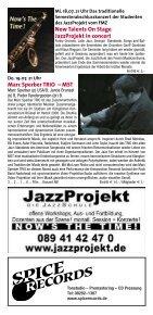 Kenny Garrett - Jazzclub Unterfahrt - Seite 7