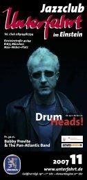Heads! - Unterfahrt
