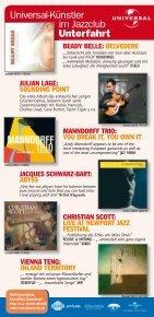 im Einstein - Jazzclub Unterfahrt - Seite 2