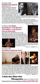 im Einstein - Jazzclub Unterfahrt - Seite 4