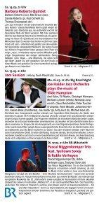 im Einstein - Jazzclub Unterfahrt - Seite 7