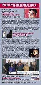Zona Sul - Jazzclub Unterfahrt - Seite 2