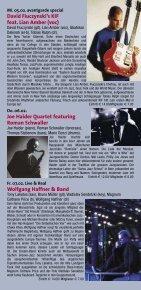 Jazzclub - Unterfahrt München - Seite 3