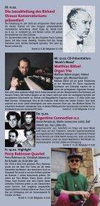 Jazzclub - Unterfahrt München - Seite 5