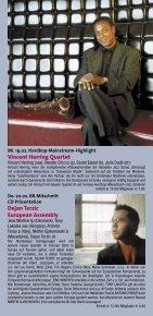 Jazzclub - Unterfahrt München - Seite 7