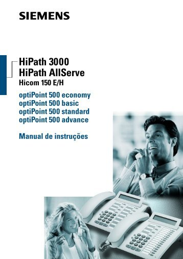 HiPath 3000 HiPath AllServe