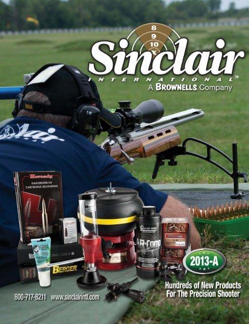 Sinclair International Primer Pocket Uniformer Large Rifle