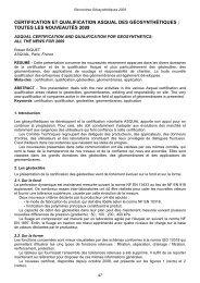 CERTIFICATION ET QUALIFICATION ASQUAL DES ... - CFG Asso