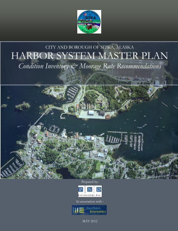 HARBOR SYSTEM MASTER PLAN - City and Borough of Sitka