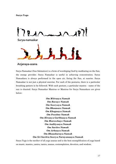 9  Surya darshan  Inhale