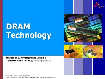 DRAM Technology