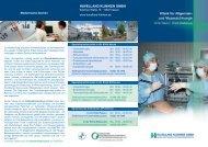 Download Flyer Allgemeinchirurgie - Havelland Kliniken ...