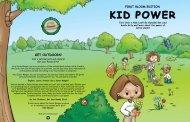 Kid Power: First Bloom Edition - Lady Bird Johnson Wildflower Center