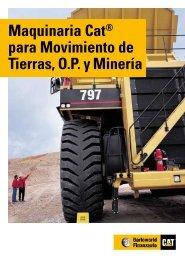 Maquinaria Cat® para Movimiento de Tierras, O.P. y ... - Interempresas