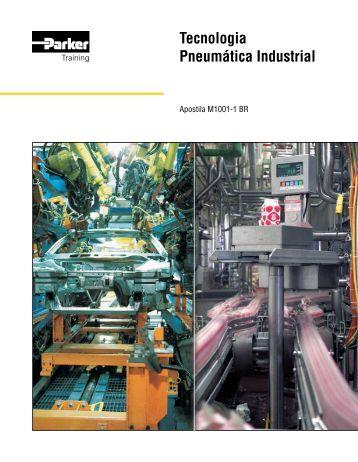 Tecnologia Pneumática Industrial - Parker