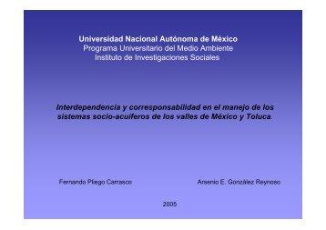 Descargar en formato PDF (944 KB) - Red del Agua UNAM