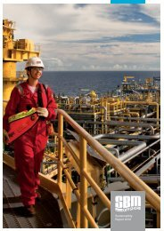 Sustainability Report 2010 - SBM Offshore