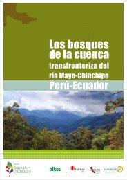 Los bosques de la cuenca - RedPeIA - Ministerio del Ambiente