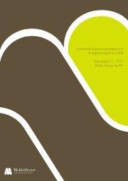Allmennkringkastingsrapporten 2009 del II - Medietilsynet