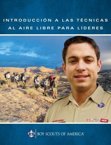 introducción a las técnicas al aire libre para líderes - Boy Scouts of ...