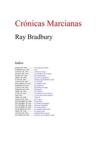 Crónicas Marcianas - Universidad del Cauca