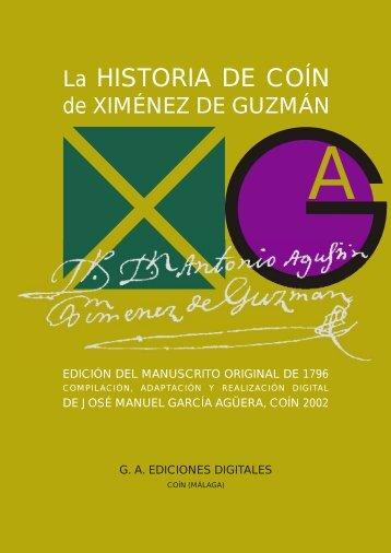 FGA_La Historia de Coin de Ximenez de ... - Planeta Virtual