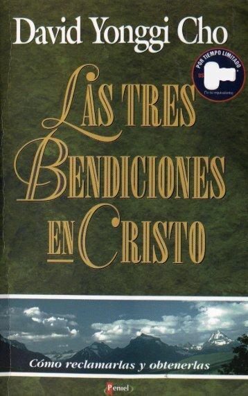 david-yonggi-cho-las-tres-bendiciones-en-cristo - Ondas del Reino
