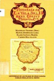 Toponimia de la Isla del Hierro - Acceda - Universidad de Las ...