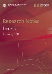 Research Notes