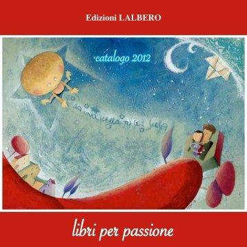 libri per passione - Edizioni Lalbero