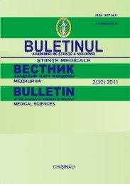 2011, nr. 2 - Academia de Ştiinţe a Moldovei