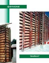 Versiform® Forming System - Reed Construction Data