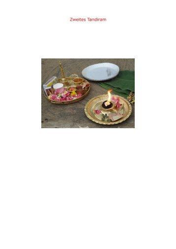 2. Tandiram Mythologie - Shivadarshana