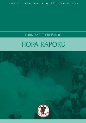 hopa raporu.cdr - Türk Tabipleri Birliği