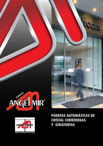 Puertas de Cristal - Angel Mir