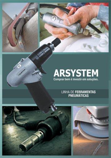 Catálogo Ferramentas Pneumáticas Paginado Individual - Arsystem